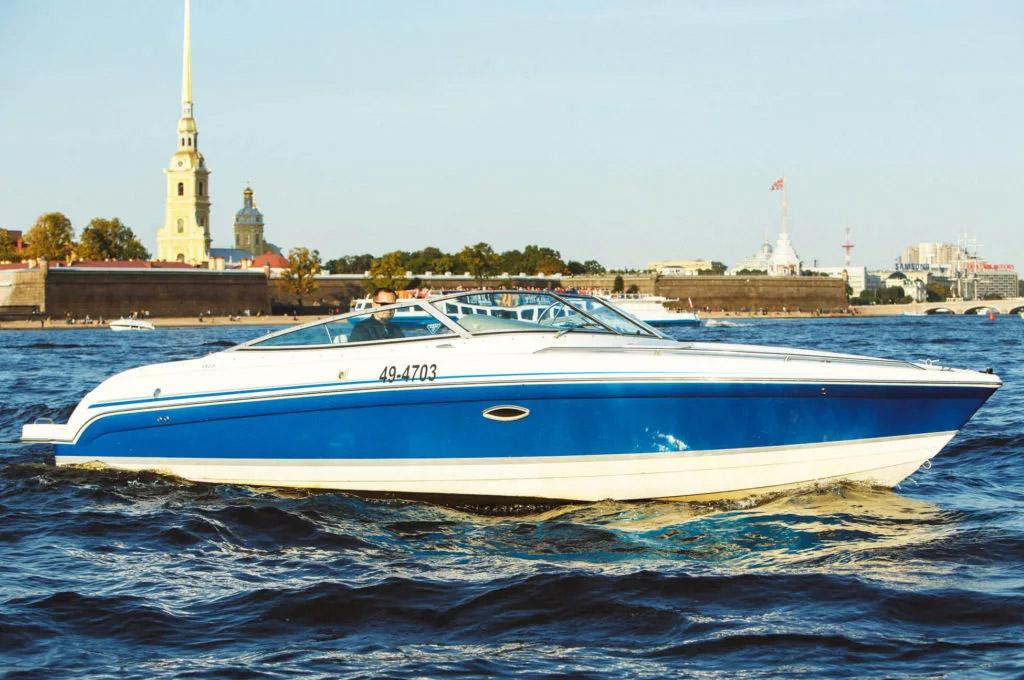 Индивидуальные водные экскурсии по Санкт-Петербургу