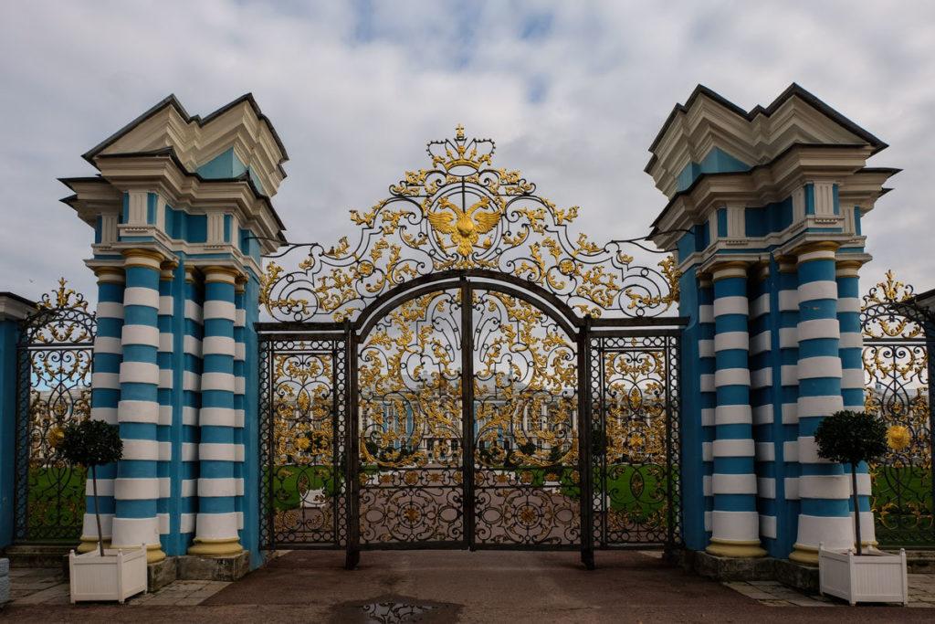 Индивидуальная экскурсия в Царское Село (Янтарная комната)