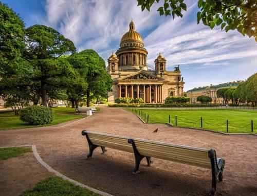 Пешеходная обзорная экскурсия по центру Санкт-Петербурга с гидом