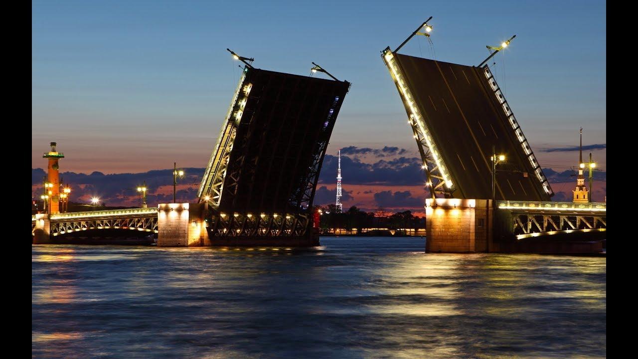 Индивидуальная ночная (вечерняя) обзорная экскурсия по Санкт-Петербургу